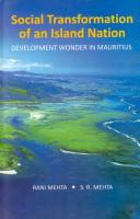 Social Transformation of an Island Nation