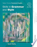 Skills in Grammar and Style