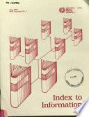 Index to Information