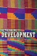 Rethinking Development Book