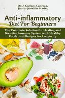 Anti inflammatory Diet for Beginners Book