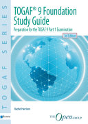 TOGAF   9 Foundation Study Guide   3rd Edition