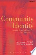 Community Identity