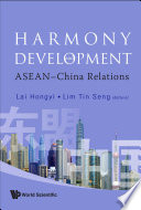 Harmony and Development