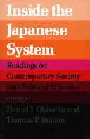 Inside the Japanese System