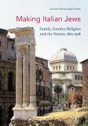 Making Italian Jews [Pdf/ePub] eBook