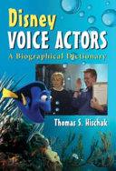 Disney Voice Actors Pdf/ePub eBook
