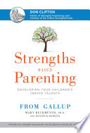 Strengths Based Parenting Book