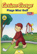 Curious George Plays Mini Golf banner backdrop