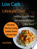 Low Carb Lifestyle Diet Book PDF