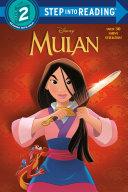 Mulan Deluxe Step Into Reading  Disney Princess  Book PDF