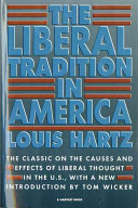 The Liberal Tradition in America Book PDF