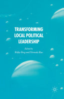Transforming Political Leadership in Local Government