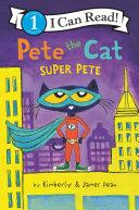 Pdf Pete the Cat: Super Pete