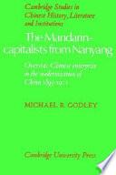 The Mandarin Capitalists From Nanyang