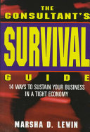The Consultants Survival Guide Book PDF