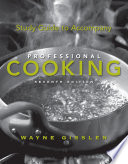 Study Guide to Accompany Professional Cooking Book