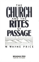 The church and the rites of passage
