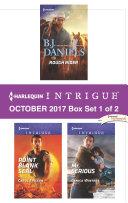Harlequin Intrigue October 2017 - Box Set 1 of 2