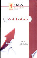 Kirshna's Real Analysis: (General) - Google Books