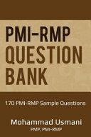 Pmi-Rmp Question Bank: 170 Pmi-Rmp Exam Sample Questions Pdf/ePub eBook