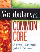 Vocabulary for the Common Core Pdf/ePub eBook