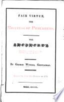 Fair Virtue  the Mistress of Phil arete Book