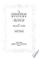 books - A Christmas Mystery