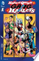 Harley Quinn and Her Gang of Harleys (2016-) #1