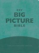 ESV Big Picture Bible (TruTone, Teal)