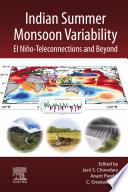 Indian Summer Monsoon Variability Book