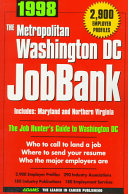 The Washington D. C. Job Bank