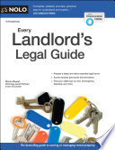 Every Landlord s Legal Guide Book
