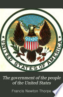 The Government of the People of the United States Book