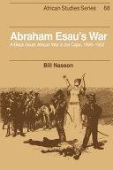 Abraham Esau's War