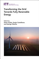 Transforming the Grid Towards Fully Renewable Energy Book