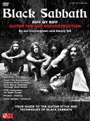 Black Sabbath   Riff by Riff