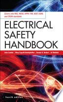 Electrical Safety Handbook  4th Edition