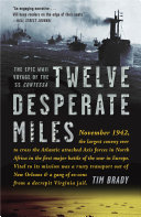 Twelve Desperate Miles Pdf/ePub eBook