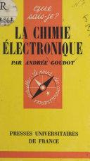 La chimie électronique Pdf/ePub eBook