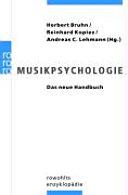 Musikpsychologie: Das neue Handbuch