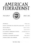 American Federationist