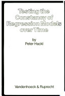 Testing the Constancy of Regression Models Over Time