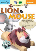 Animals Lion and Mouse