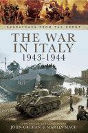 The War in Italy, 1943–1944 [Pdf/ePub] eBook
