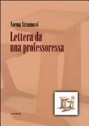 Lettera da una professoressa