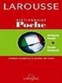 Dictionnaire De Poche Francais Italien
