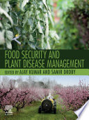 Food Security and Plant Disease Management Book