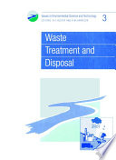 Waste Treatment And Disposal Book PDF