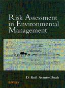 Risk Assessment in Environmental Management